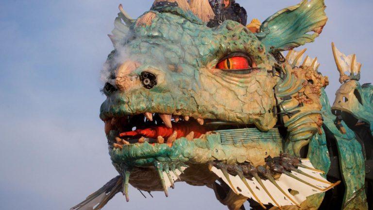 tete dragon